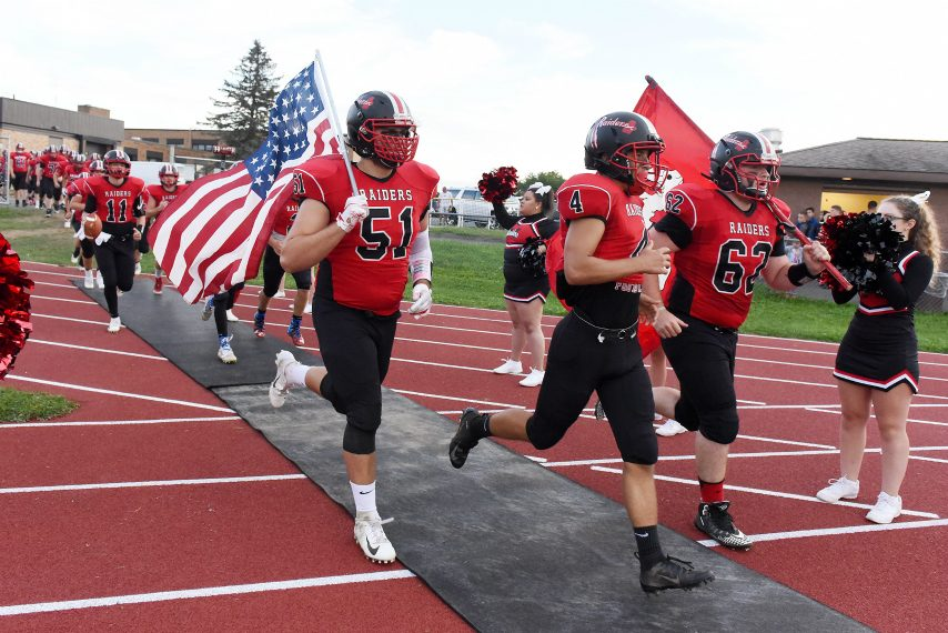 Mechanicville will not be merging with Hoosic Valley for the 2020 football season.