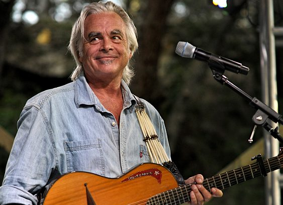 Greenwich native Hal Ketchum is seen in a file photo.