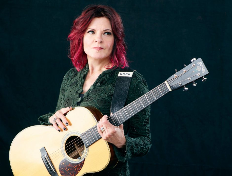 Rosanne Cash performs Saturday night at Universal Preservation Hall.