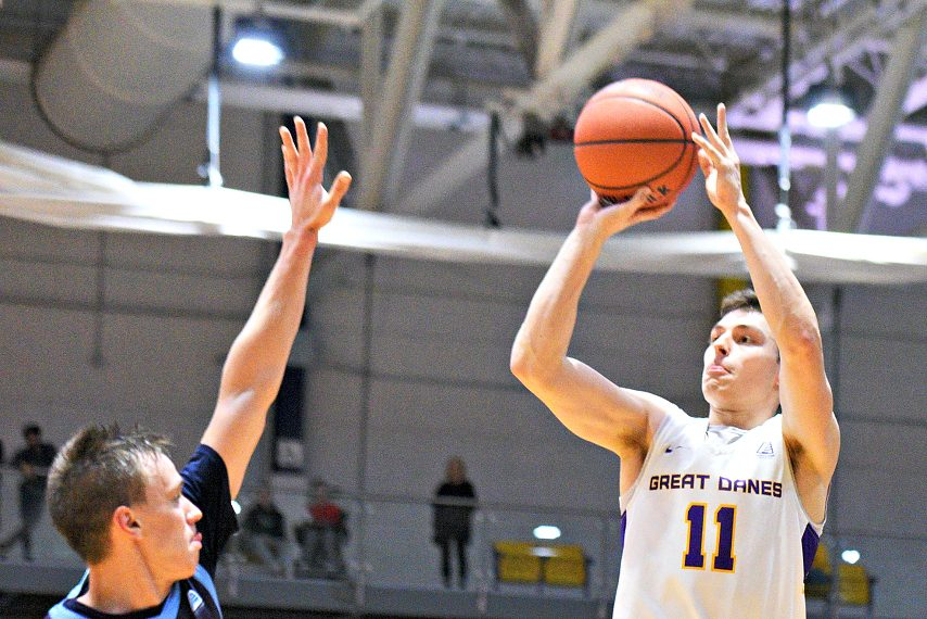 UAlbany plays at Vermont Tuesday night.
