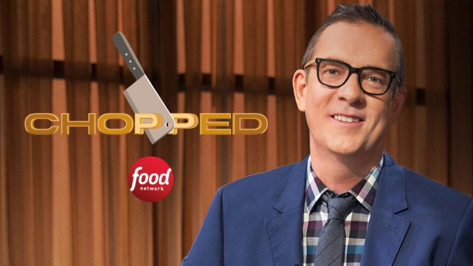 "Ted Allen is the host of the Food Network's ""Chopped."""