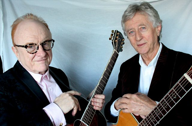 Peter Asher and Jeremy Clyde are at The Egg on Friday.