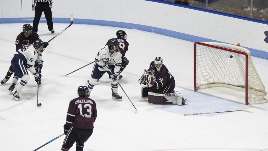 Gut Punch For Union As Yale Wins In Double Ot The Daily Gazette