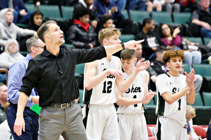 The Shenendehowa boys' basketball team will play its regional final Saturday at HVCC with no spectators in attendance.