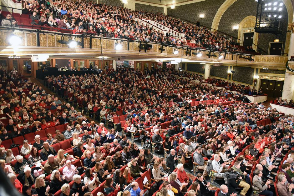 Proctors Melodies Of Christmas 2020 Proctors' Morris: It was 'the ethical thing to do'   The Daily Gazette