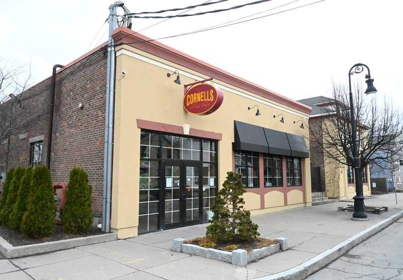 Cornell's Restaurant on North Jay Street in Schenectady has closed for good.