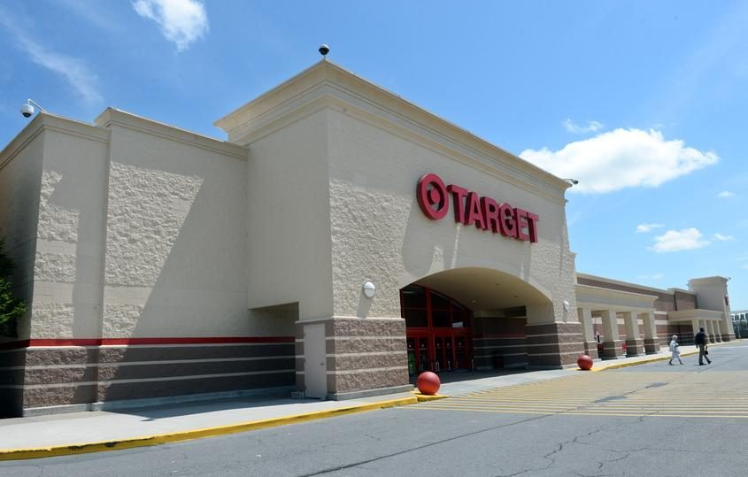 The Target store in Niskayuna.