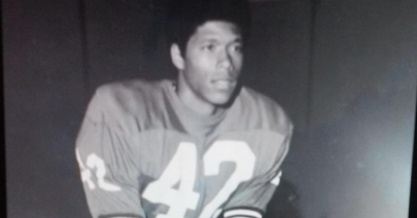 Former Mont Pleasant and UAlbany football player Orin Griffin died Sunday.
