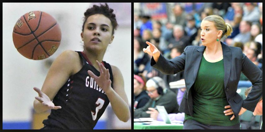 Guilder;and's Valencia Fontenelle-Posson will join head coach Ali Jaques and the Siena women's basketball team in 2021-22.