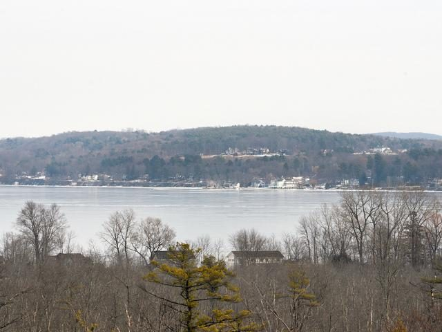 Saratoga Lake as seen from Stillwater on Dec. 16, 2019.