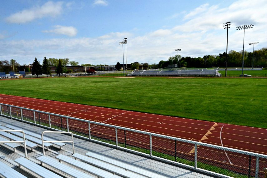 The football field at Colonie High School will be named in honor of former coach Mike Ambrosio.