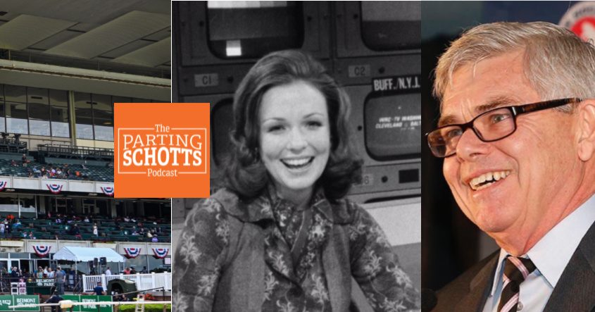 Mike MacAdam talks Belmont Stakes, Marisa Jacques remembers Phyllis George and a conversation with AHL president Dave Andrews.