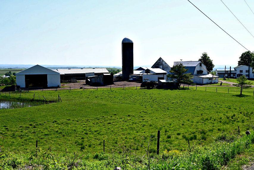 Hu-Hill Farm on Lighthall Road in Fort Plain.