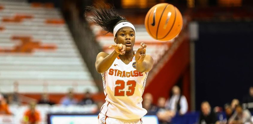 Graduate transfer Isis Young is joining the Siena women's basketball team.