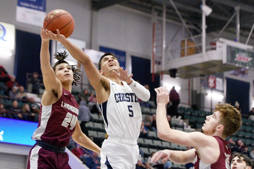 Mekeel Christian Academy's Ozzy DeJesus has committed to NAIA Madonna University in Michigan.