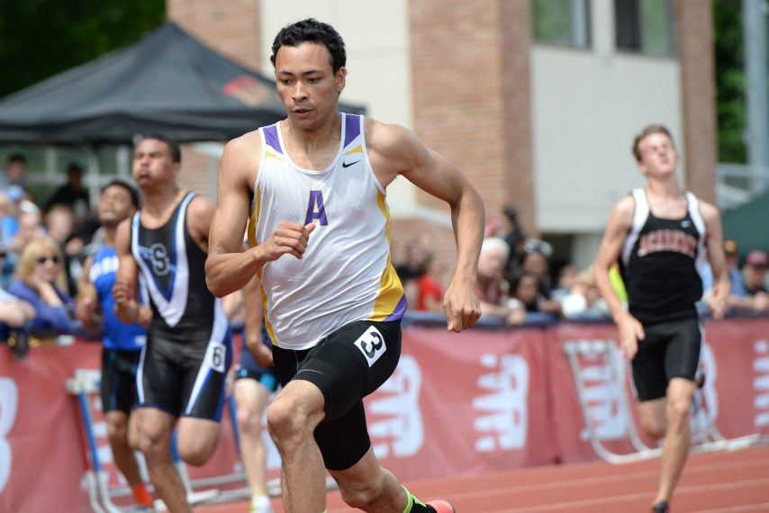 Amsterdam graduate Izaiah Brown is headed to the Greater Capital District Track, Field and Cross Country Hall of Fame.