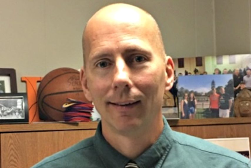 David Bertram was approved as Mohonasen's new athletic director on Monday.