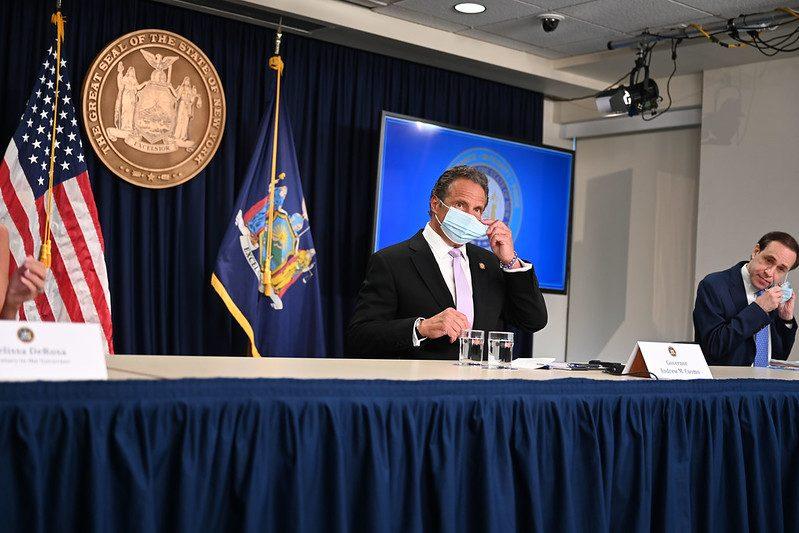Gov. Andrew Cuomo Wednesday
