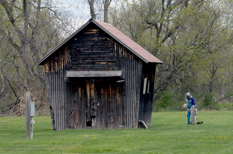 Schoharie Crossing State Historic Site in Fort Hunter in May 2020.
