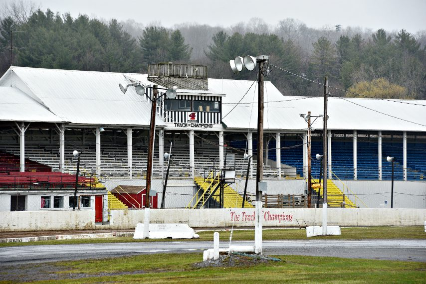 Racing is tentatively scheduled to resume Aug. 1 at Fonda Speedway.