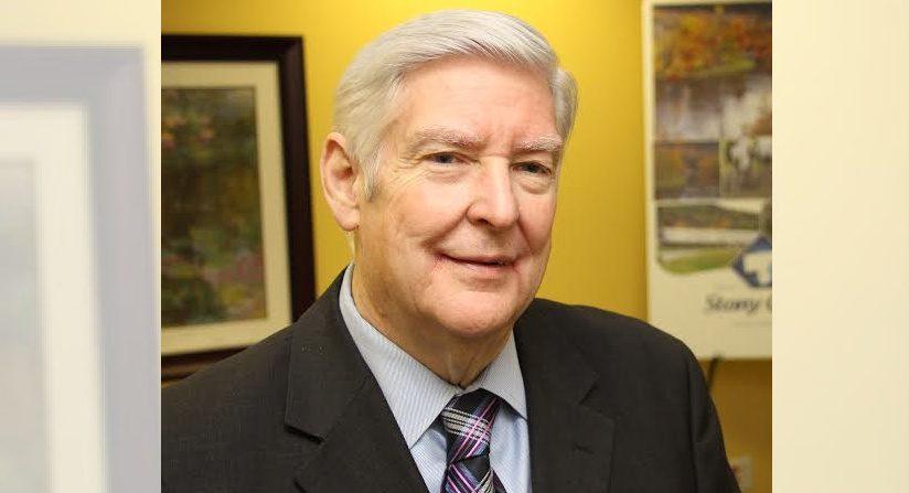 Former Glens Falls Mayor Edward Bartholomew.