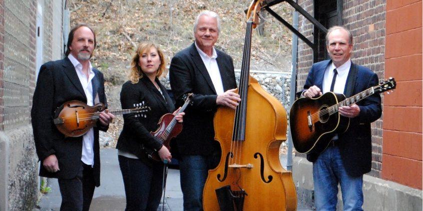 Jim Gaudet & The Railroad Boys will open the Johnstown Midsummer Concert Series tonight.