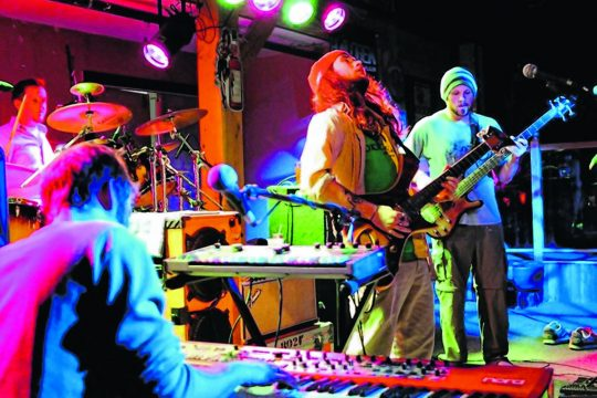 Vermont-based jam-band Twiddle.