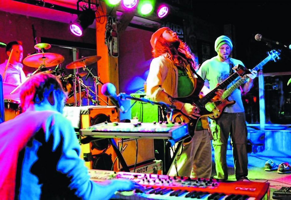 Vermont-based jam-band Twiddle.