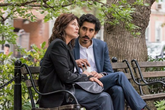 "Catherine Keener and Dev Patel in season one of ""Modern Love,"" an Amazon series inspired by a new York Times column. - Giovanni Rufino/Amazon Studios"