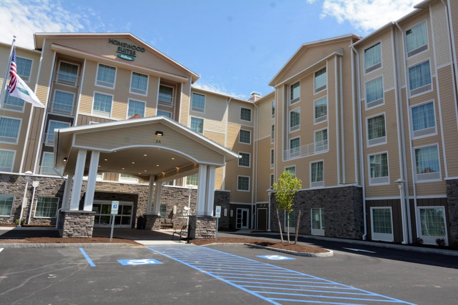 Homewood Suites by Hilton in Glenville. Photo by Marc Schultz