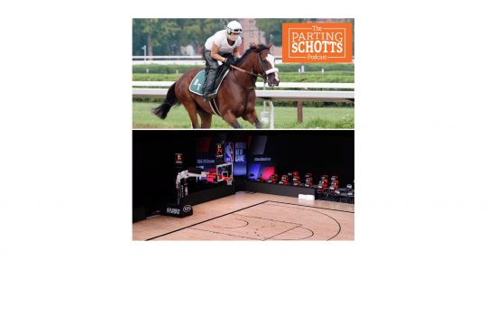 Tiz the Law is the favorite in the Kentucky Derby; the sports world reacts to the shooting of Jacob Blake.