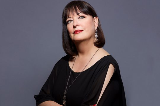Ann Hampton Callaway will perform in the series on March 26, 2021. Photo provided