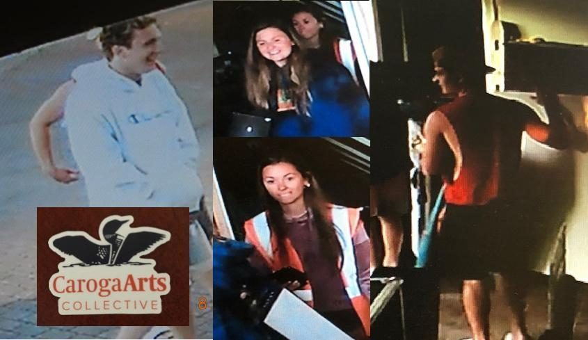 Surveillance images released in August