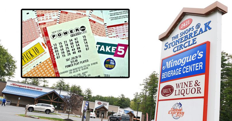 Ny Lottery 94 5 Million Powerball Jackpot Winning Ticket Sold In Malta The Daily Gazette
