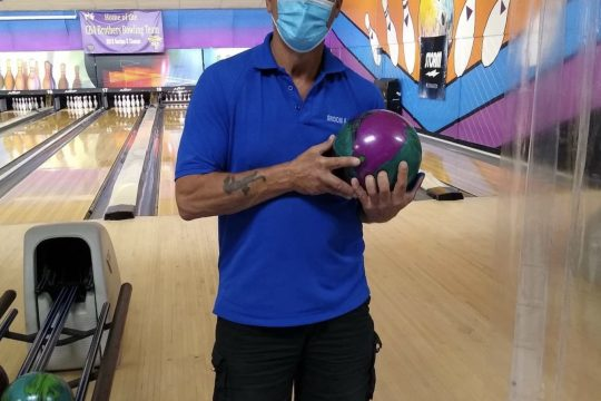 Photo providedColonie High School graduate Rich Strath is having success on the PBA50 Tour.