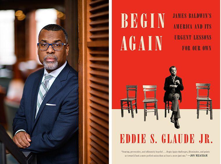 Eddie Glaude Jr. and his book.