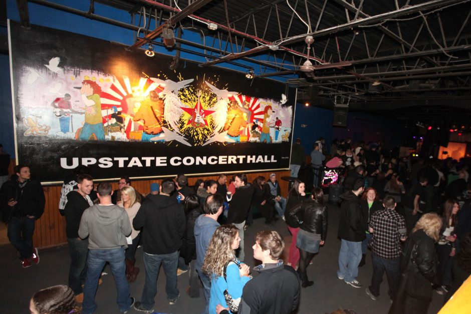 Upstate Concert Hall in Clifton Park on Sunday, January 20, 2013.