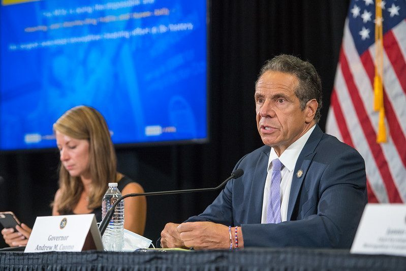 Gov. Andrew Cuomo recently. Credit: Governor's Office