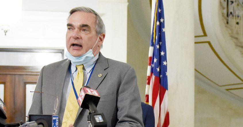Mayor Gary McCarthy. File photo