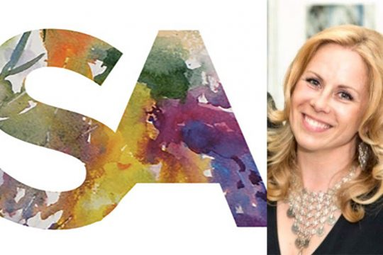 New Saratoga Arts Executive Director Louise Kerr (photo provided).