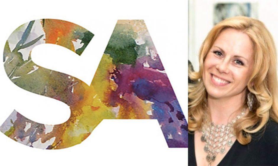 New Saratoga Arts Executive Director Louise Kerr (photo provided).