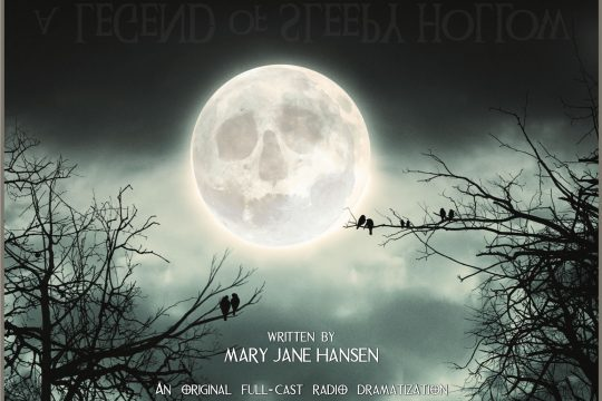 """A Legend of Sleepy Hollow"" is an original work by Mary Jane Hansen, iTheatre's artistic director."