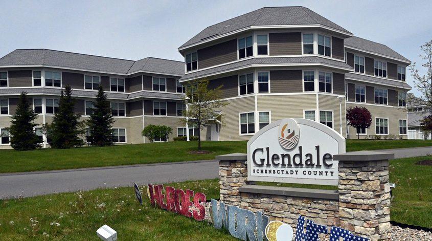 Glendale Nursing Home in May