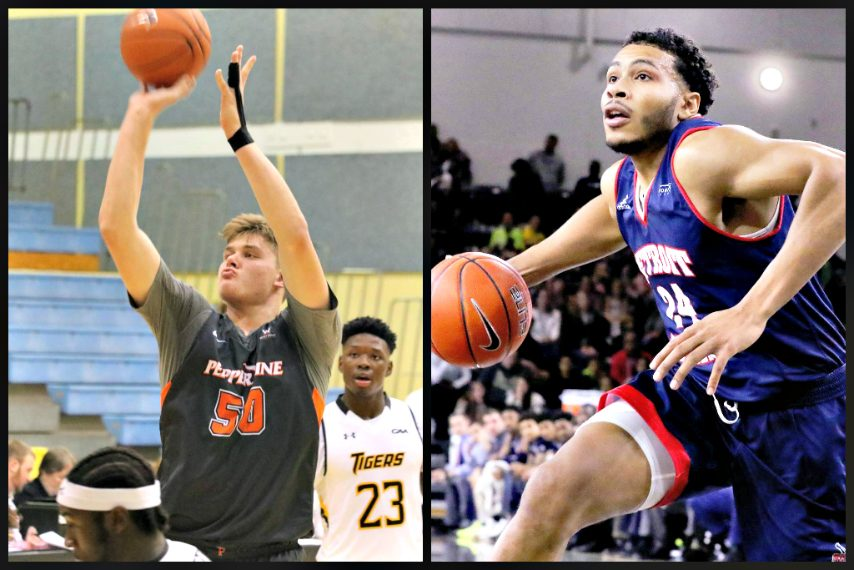 Jackson Stormo, left, and Harrison Curry. (Photos provided)