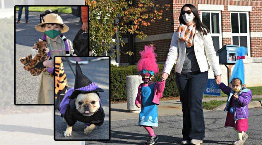 Photos from Sunday's parade