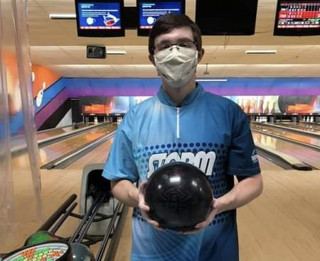 Photo providedSchenectady native Rick Barnes rolled his first 800 triple and a career-best 1,051 four-game series in the Reis Group Kim Brown Memorial Mixed Doubles league at Towne Bowling Academy.