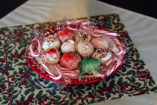 Making holiday cookies is a Christmas tradition for many. (Gazette file photo)