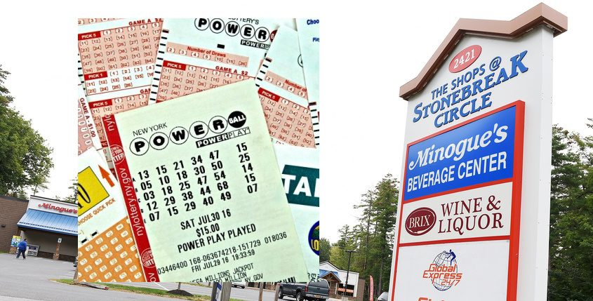 Ny Lottery Malta Man Claims 94 8m Powerball Jackpot Claim Made Through Llc Lottery Says The Daily Gazette