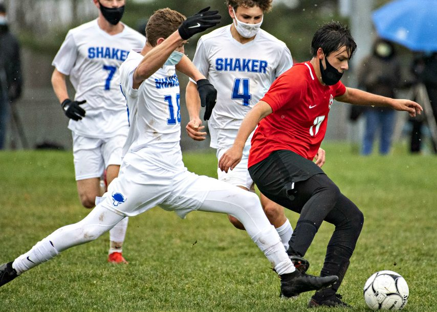 Niskayuna scored a 1-0 win Tuesday against Shaker. (Peter R. Barber)
