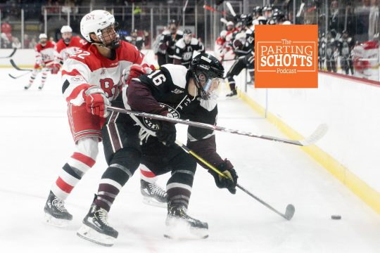 Erica Miller/Staff PhotographerRPI and Union each announced this week that they canceled their men's and women's college hockey seasons.